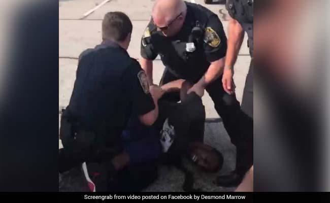 Ex-Footballer Arrested After Cop Mistook Phone For Gun, Officer Fired