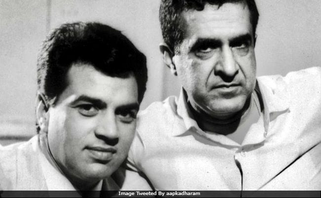 Director Arjun Hingorani, Who launched Dharmendra, Dies