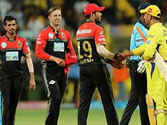 IPL 2018: MS Dhoni, Spinners Shine In CSK