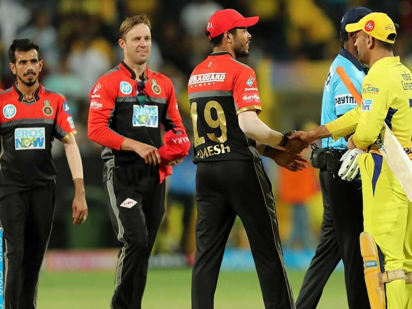 IPL 2018: MS Dhoni, Spinners Shine In CSKs 6-Wicket Win vs RCB