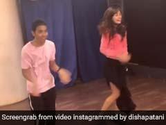 Disha Patani ने डांस फ्लोर पर फिर लगाई आग, 18 लाख बार देखा गया Video