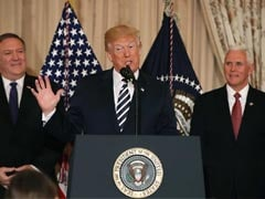 Trump Hints Of Imminent News On Americans Detained In North Korea