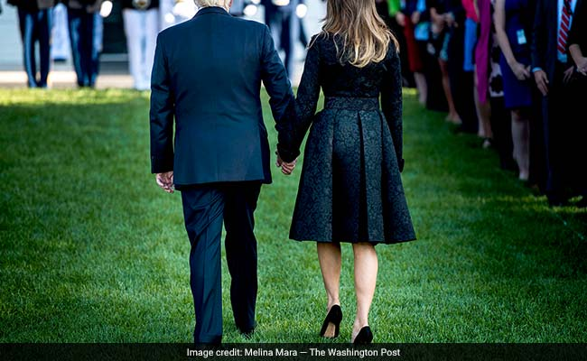 Inside Melania Trump's Complicated White House Life