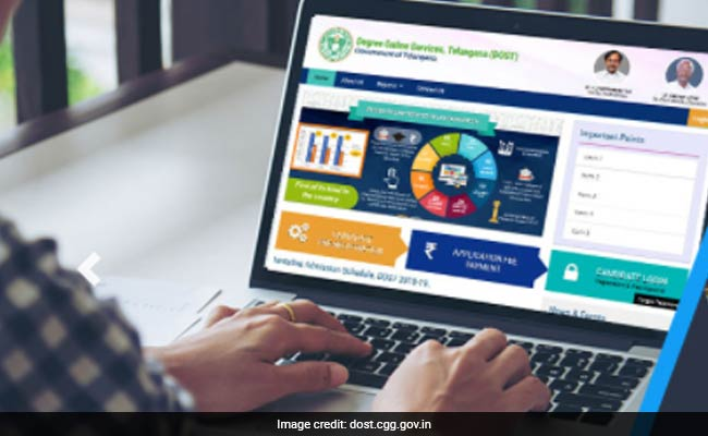 DOST Telangana 2018 Registration Begins; Admission To 6 Universities Through One Portal