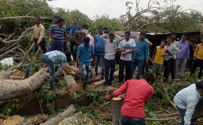 Over 100 Dead After Storm, Rain Hit Uttar Pradesh, Rajasthan: 10 Points