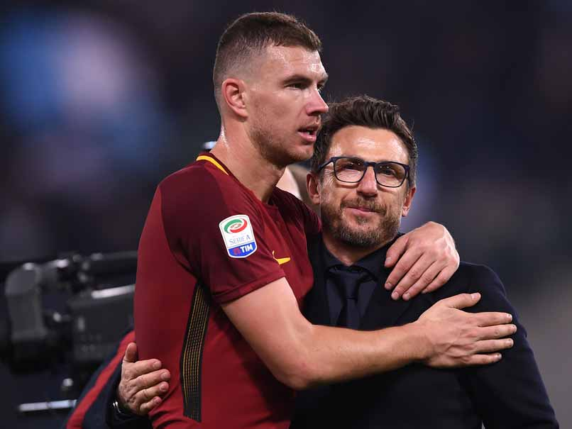 Roma Counting On Edin Dzeko-Inspired Miracle Against Liverpool