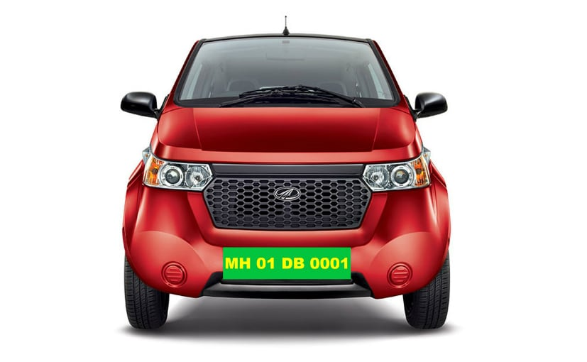 electric cars green number plate