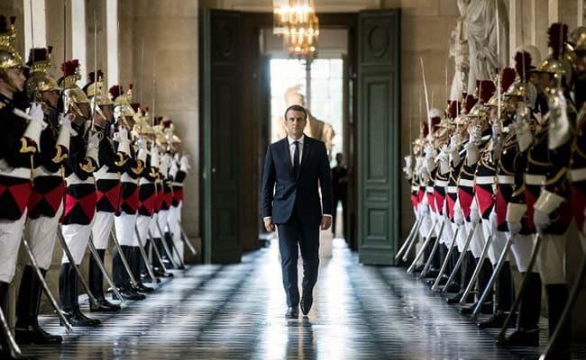 1 year Of French President Emmanuel Macron