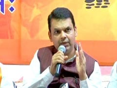 Purported Audio Clip Of Devendra Fadnavis Sparks Political Row