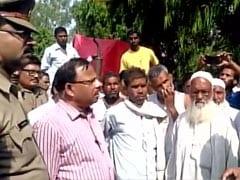 UP : अमेठी में फसल बेचने के लिए लाइन में लगे किसान की मौत