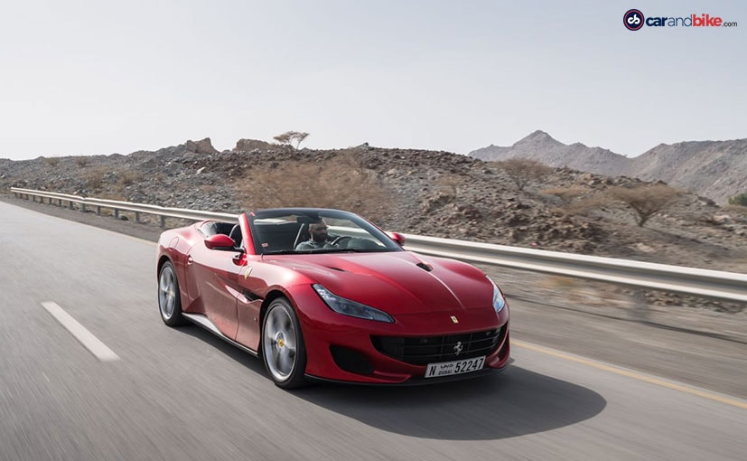 The Ferrari Portofino is all-new and replaces the California T in the Italian manufacturer's stable