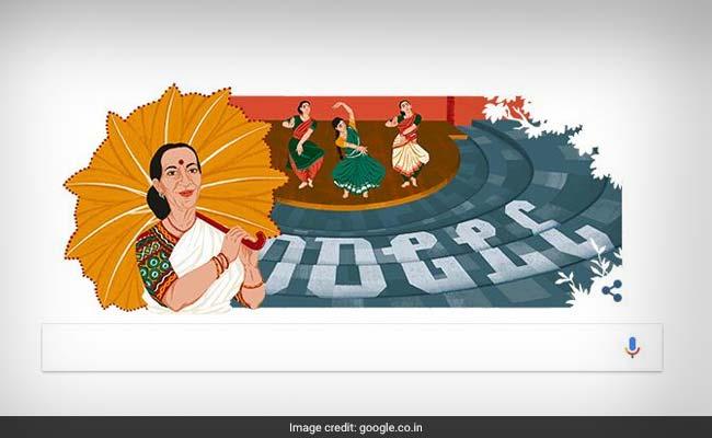 मृणालिनी साराभाई की 100वीं जयंती पर गूगल ने बनाया डूडल, 'फादर ऑफ इंडियन स्पेस प्रोग्राम' विक्रम साराभाई से की थी शादी