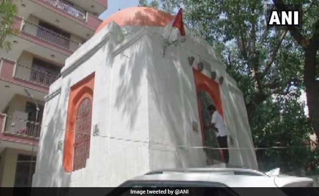 Structure In Delhi Village Is Medieval-Era Monument: Government Report