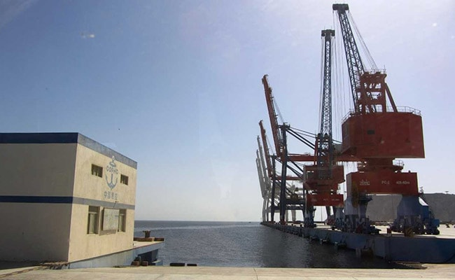 Pak Gives 23-Year Tax Exemption To Chinese Firm In Gwadar: Report