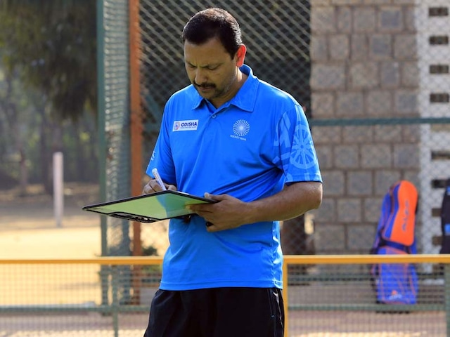 Harendra Singh Replaces Sjoerd Marijne As Indian Mens Hockey Team Coach