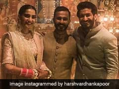 Sonam Kapoor Weds Anand Ahuja: Harshvardhan Kapoor Had A 'Sweet' Dilemma At The Wedding!