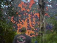 Lava Fountains And Noxious Gas Near Kilauea Volcano Send Residents Fleeing