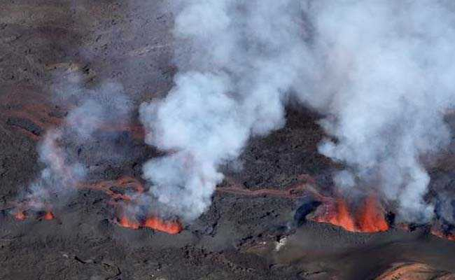 hawaii volcano eruption afp