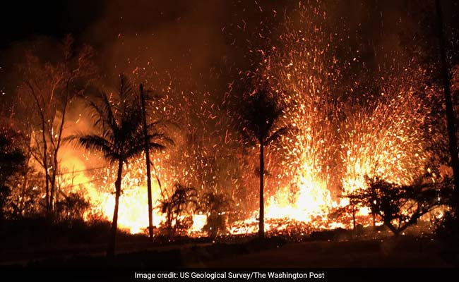 'Pele's The Boss': Hawaii Residents Ride Out Uncertainty As Lava Devours More Big Island Homes