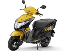 2018 Honda Dio Deluxe Launched In India; Priced At Rs. 53,292