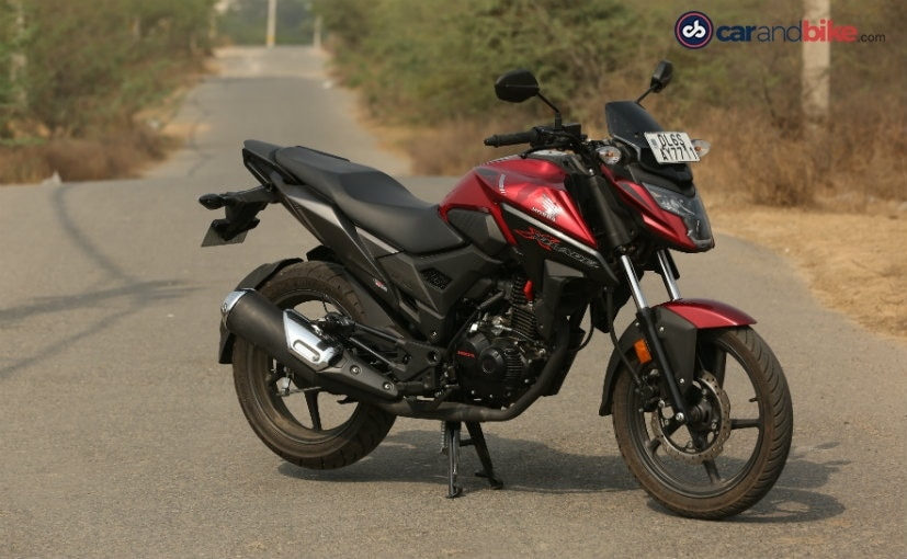 The Honda X-Blade was launched in India in March 2018