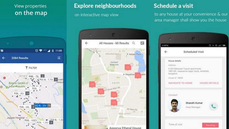 किराये का घर ढूंढने में 'एक्सपर्ट' हैं ये App