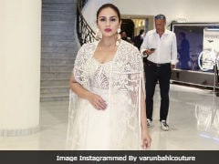 Cannes 2018: Huma Qureshi Is A Vision In White At The French Riviera