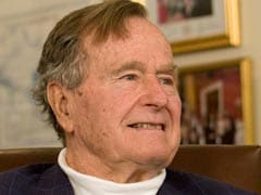 """I Love You Precious"": George HW Bush's Moving, Funny, Inspiring Letters"