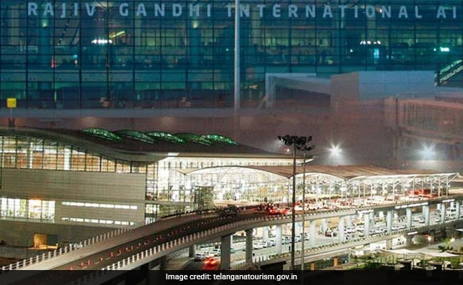 Smuggled Gold Worth Rs 25 Lakh Seized At Hyderabad Airport: Customs Official