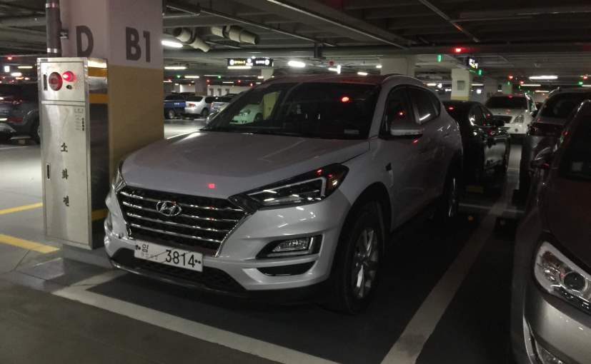 This Hyundai Tucson facelift will be launched in the US by 2018-end, India might get it in 2019