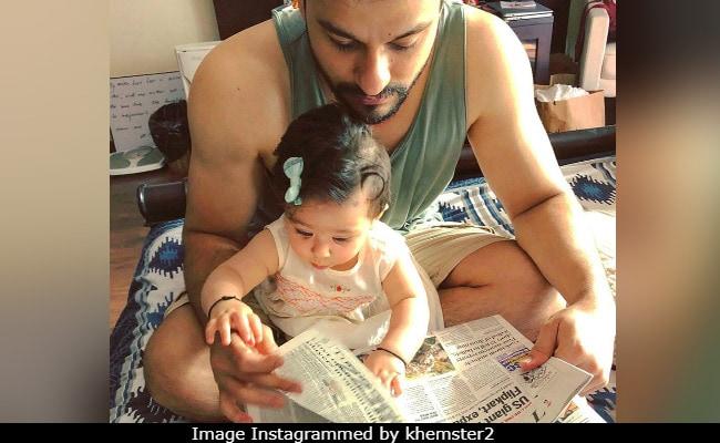 What Soha Ali Khan's Daughter Inaaya's Mornings Look Like With Dad Kunal Kemmu