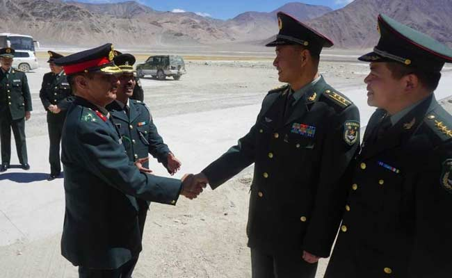 Indian Army Delegation To Visit China Next Month To Boost Defence Ties