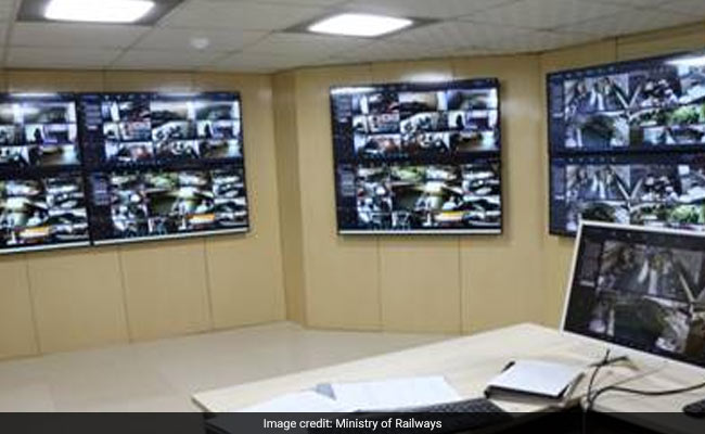 IRCTC Kitchens Go Hi-Tech, Indian Railways Sets Up CCTV Cameras For Monitoring