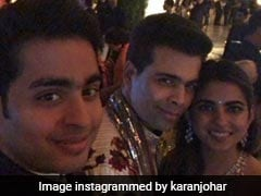 Ambanis Throw Bash To Celebrate Daughter Isha's Engagement. See Photos