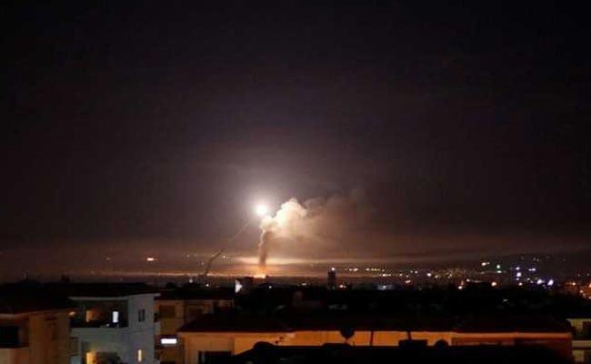 Trump, May condemn Iran rocket attacks on Israel: White House
