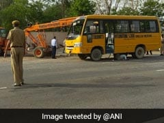 19 School Children Injured After Buses Collide On Jaipur-Delhi Highway
