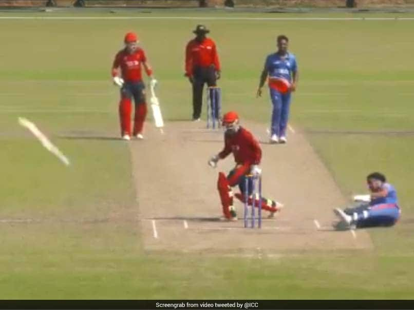 Watch: This Could Be The Funniest Thing Ever To Happen On A Cricket Field