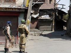 Army Major Killed, 3 Soldiers Injured In Encounter In Jammu and Kashmir