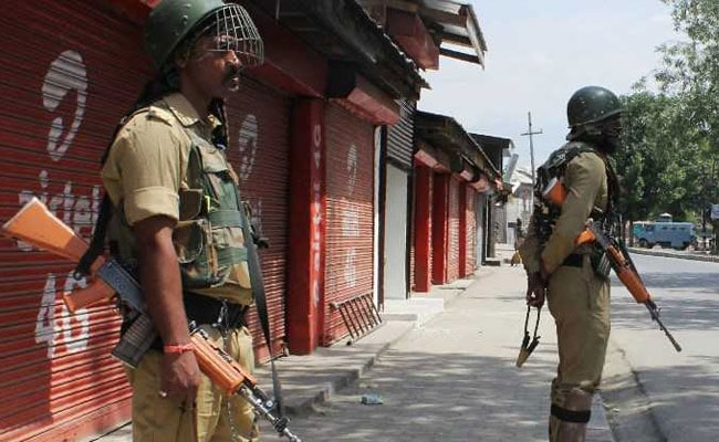 Jammu And Kashmir Police Constable Killed In Terrorist Attack In Anantnag