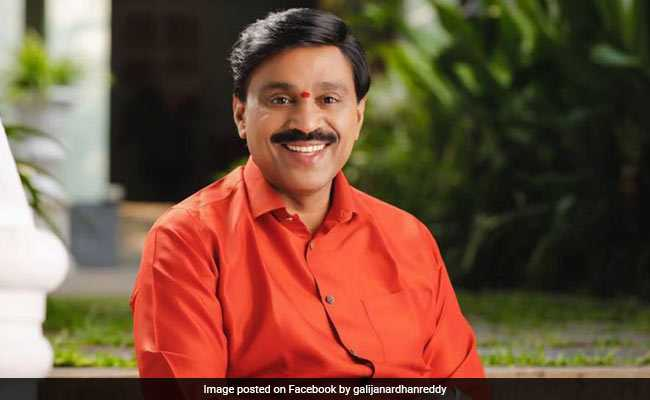 Janardhan Reddy, Wanted In Rs 18-Crore Bribery Case, Goes Missing