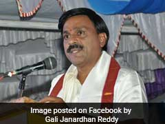 Karnataka Congress Claims Proof Of Janardhan Reddy Trying To Buy MLA
