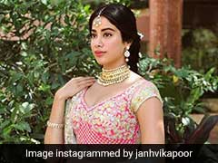 Janhvi Kapoor's Reaction To Her Lavish Mughlai Spread Is Priceless! (See Pics)