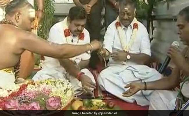 J Jayalalithaa memorial foundation stone laid