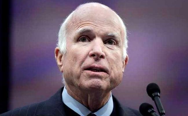 White House Official Mocked 'Dying' Senator John McCain: Reports