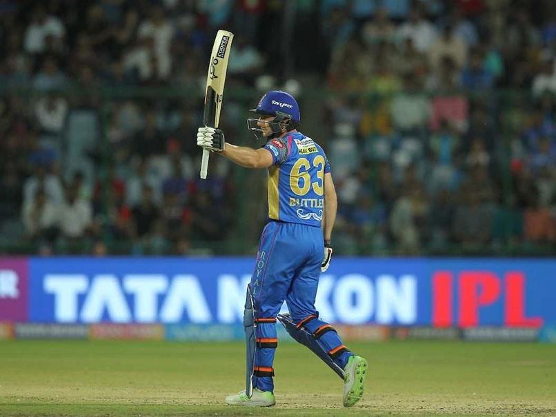 IPL 2018: Jos Buttler Wins Admiration With His Power-Hitting vs Delhi Daredevils