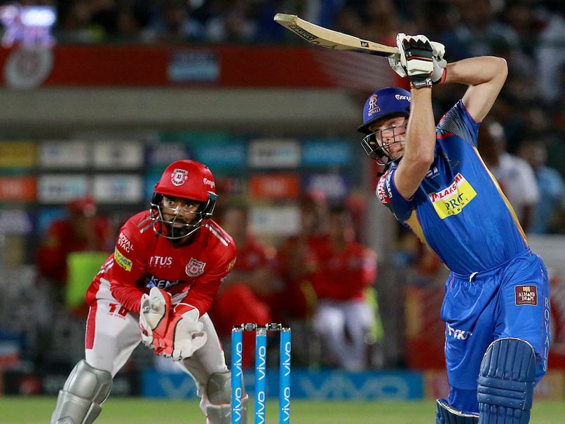 IPL 2018: Jos Buttler, Bowlers Help Rajasthan Royals Defeat Kings XI Punjab By 15 Runs