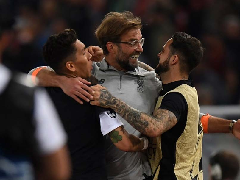 Liverpool fans praised for 'exceptional' behaviour in Rome for Champions League clash