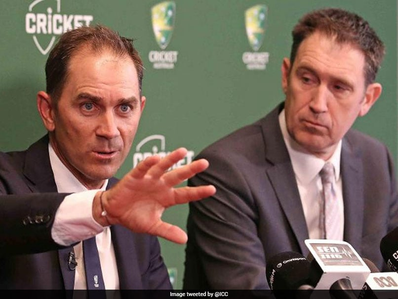 Justin Langer appointed as new Australian cricket coach