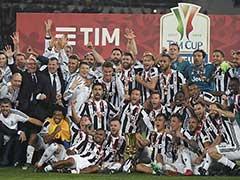 Juventus Thrash AC Milan 4-0 To Win Coppa Italia