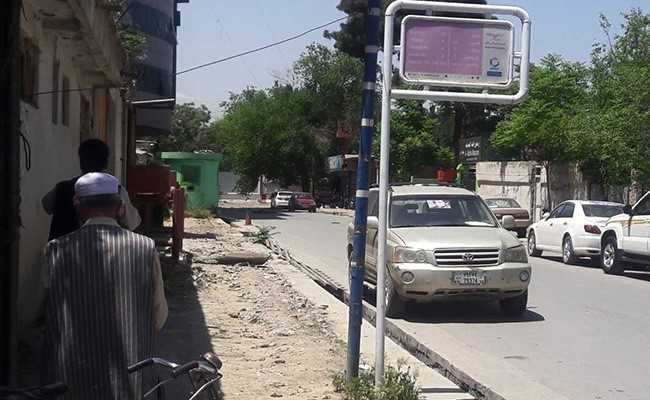 Series of huge explosions, gunshots reported in Kabul